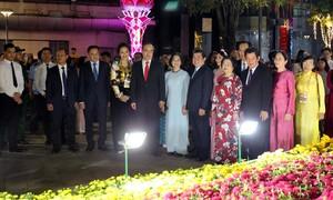 Công trình được chờ đợi nhất dịp Xuân Canh Tý tại TPHCM khai mạc
