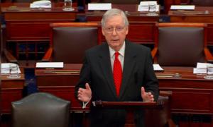 Thượng viện Mỹ phê chuẩn các quy tắc luận tội Trump