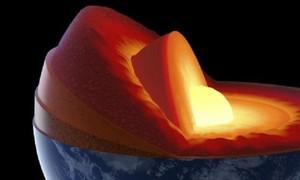 Video cấu tạo các lớp của Trái đất