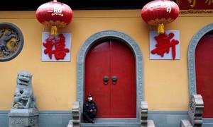 Chùm ảnh không khí Tết ảm đạm ở Trung Quốc vì virus Vũ Hán