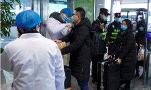 Số người nhiễm virus corona ở Trung Quốc tăng 30%