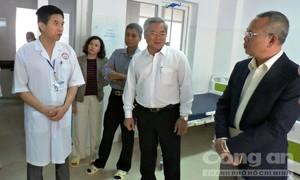 Một người nghi nhiễm virus corona đang điều trị ở Đắk Lắk