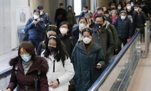 Hơn 70 hành khách trên chuyến bay từ chối ngồi chung với người ở Vũ Hán