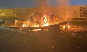 Đoàn xe chở bác sĩ ở Iraq bị không kích, 9 người thương vong