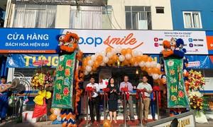 Khai trương Co.op Smile tại Trường Đại học Tài Chính – Marketing
