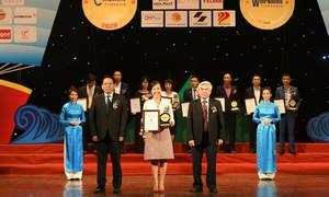 Techcombank là ngân hàng duy nhất đạt Top 10 nhãn hiệu nổi tiếng Việt Nam 2020