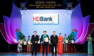 HDBank - Doanh nghiệp tiêu biểu Việt Nam – ASEAN 2020