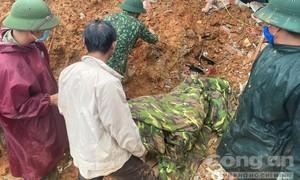 Mưa lũ ở miền Trung đã làm 102 người chết, 26 người mất tích