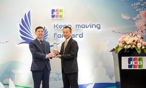 MB đứng đầu nhận 3 giải thưởng danh giá từ Tổ chức thẻ quốc tế JCB
