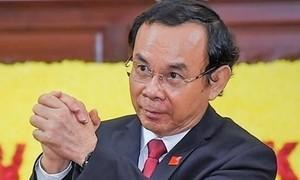 Ông Nguyễn Văn Nên chuyển sinh hoạt từ Đoàn ĐBQH Tây Ninh về TPHCM