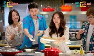 Dàn sao Việt rạng rỡ trên KBS World