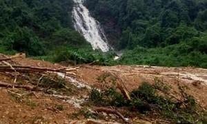 Tìm thấy thi thể 4 người bị núi lở vùi lấp, gia đình các nạn nhân rất khó khăn