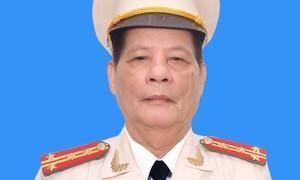 Hiệu trưởng Dương Hữu Nam và Trường An ninh Linh Đông