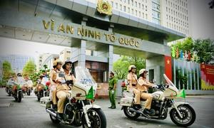 Công an TPHCM bảo đảm an toàn tuyệt đối Đại hội Đảng bộ thành phố