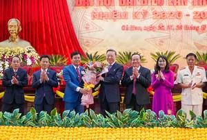 Đại hội Đảng bộ tỉnh Cà Mau lần thứ XVI chính thức khai mạc