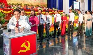 Ông Nguyễn Tiến Hải được giới thiệu tái ứng cử Bí thư Tỉnh uỷ Cà Mau