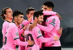 Clip Messi ghi bàn, Barca thắng Juventus trên sân khách