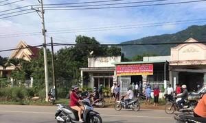 Thi thể người phụ nữ bán cà phê trong căn nhà khoá kín cổng
