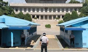 """Triều Tiên nói việc bắn chết quan chức Hàn Quốc là """"tự vệ"""""""