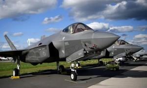 Hy Lạp 'nóng vội' mua tiêm kích F-35, chấp nhận cả hàng dùng rồi