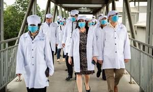 Ấn tượng Cụm trang trại bò sữa công nghệ cao lớn nhất châu Á