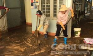 Mong ước lớn nhất ngày 20-11 của thầy cô ở Trà Leng là học sinh sớm trở lại trường