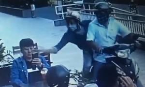 Bắt nóng nhiều đối tượng cướp giật ở Sài Gòn