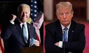 Chính quyền Trump chấp thuận chuyển giao quyền lực cho Biden