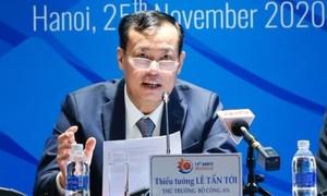 Bộ Công an đề xuất 3 sáng kiến quan trọng tại Hội nghị AMMTC14