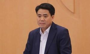 Ông Nguyễn Đức Chung móc nối, chiếm đoạt tài liệu điều tra công ty Nhật Cường
