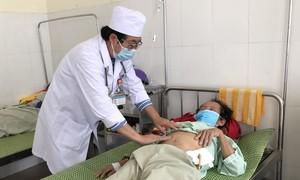 Ghi nhận ca mắc bệnh Whitmore ở Quảng Ngãi