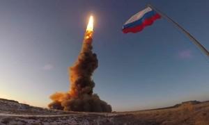 Clip Nga thử nghiệm hệ thống phòng thủ từ trên không và vũ trụ