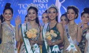 Cuộc thi Hoa khôi Du lịch Việt Nam… không trao giải hoa khôi!