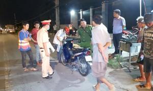 Người đàn ông tử vong vì bị 2 xe máy tông liên tiếp
