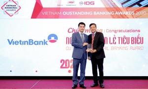 VietinBank nhận cú đúp giải thưởng uy tín