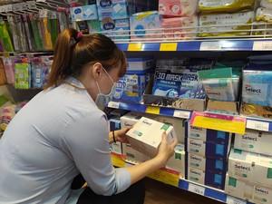 Co.opmart, Co.opXtra ghi nhận sức tiêu thụ sản phẩm chống dịch gia tăng
