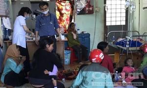 153 người nhập viện sau khi ăn xôi của đoàn từ thiện