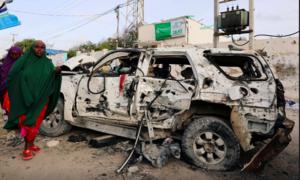 """Trump rút gần như toàn bộ quân Mỹ khỏi Somalia gây """"khó dễ"""" cho Biden"""