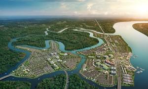 Nhà phố đô thị sinh thái cận TPHCM– đích ngắm của nhà đầu tư