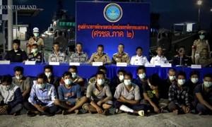 Thái Lan cách ly 21 ngư dân Việt Nam để xét nghiệm nCoV