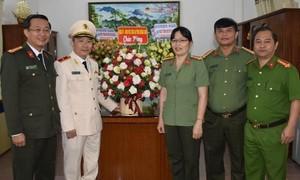 Giám đốc Công an tỉnh Quảng Nam được thăng hàm Thiếu tướng