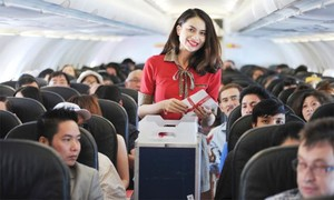 Trải nghiệm mới cùng những chuyến bay xanh Vietjet trong tháng 2