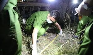 Người đàn ông nghi bị sát hại, phi tang xác trong thùng phuy