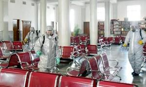 Triều Tiên thông báo cách ly 380 người nước ngoài