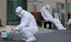 Hàn Quốc phát hiện bé gái 16 tháng tuổi nhiễm nCoV