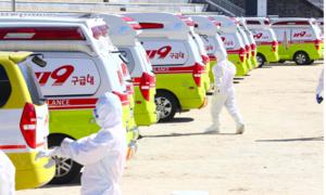 Số ca nhiễm nCOV trên toàn cầu tăng vọt: Nỗi lo dịch lan nhanh