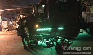 """TPHCM: Thêm một vụ tai nạn chết người trên cung đường """"tử thần"""""""