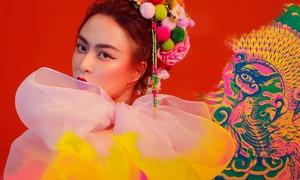Hoàng Thùy Linh nhận bảy đề cử Làn Sóng Xanh