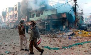 Thủ đô Ấn Độ chìm trong bạo loạn phản đối luật công dân mới