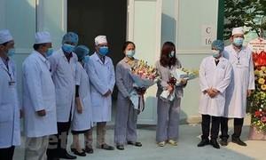 Bệnh nhân thứ 16 nhiễm Covid-19 tại Việt Nam xuất viện
